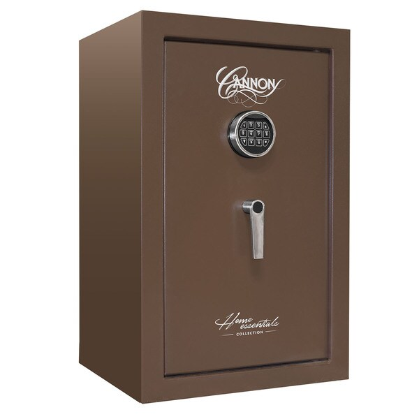 Home Essentials Collection HE3220 Brown Safe