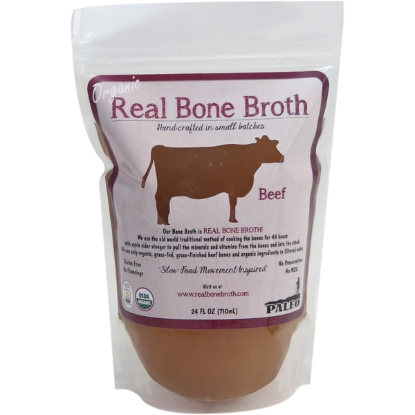 Real True Foods Beef Bone Broth Bundle