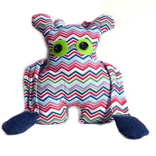 Piggyback Aliens Stuffed Toy