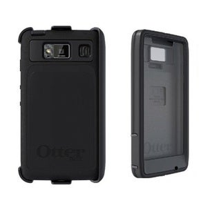 Otterbox Defender Series Case and Clip for Motorola RAZR HD - Black