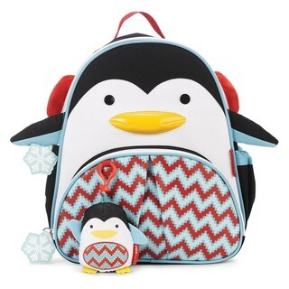 Skip Hop Zoo Backpack Set - Penguin