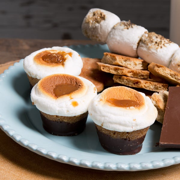 Gotta Have S'more Salted Caramel S'mores 15195536