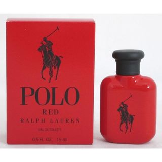 Ralph Lauren Polo Red Men's 15 ML Eau de Toilette Splash