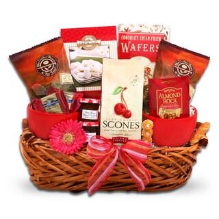 Alder Creek Breakfast in Bed for Mom Gift Basket