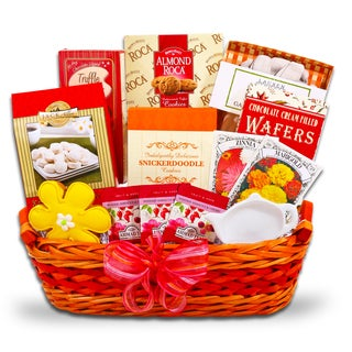 Alder Creek Mother's Day Gourmet Garden Mother's Day Gift Basket