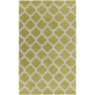 Hand-Tufted Elaine Moroccan Trellis Polyester Rug (8' x 11')
