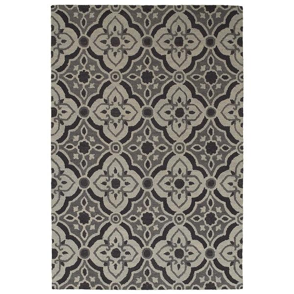 Dazzle Lr54036 Grey Rug (8' x 10')