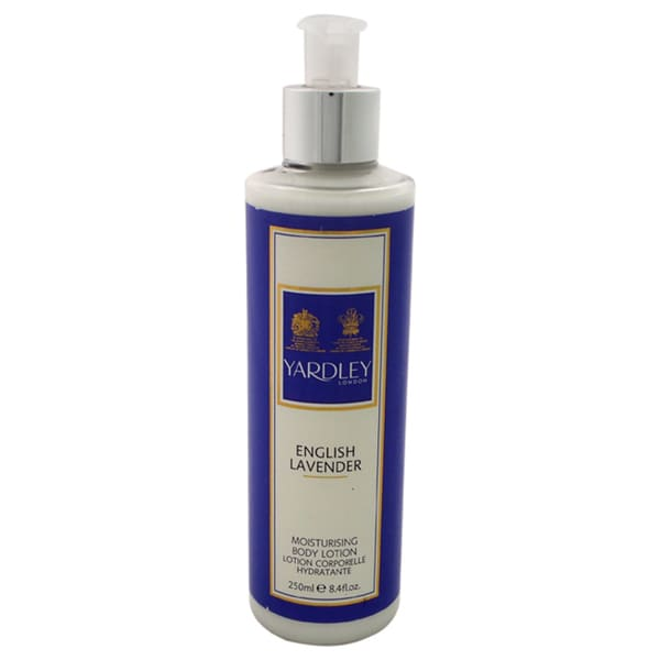 Yardley London English Lavender 8.4-ounce Moisturising Body Lotion