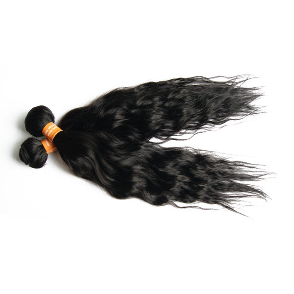 Absolute Pure Indian 100-percent Natural 12-inch Human Remy Hair (Pack of 2)