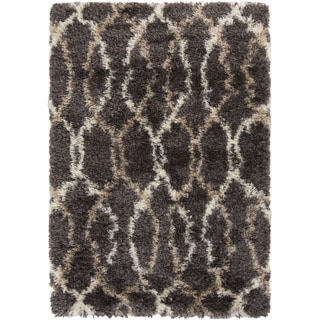 Meticulously Woven Kenley Polyester, Wool Rug (8' x 10')