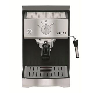 KRUPS XP5220 Pump Espresso Machine Stainless Steel (Refurbished)