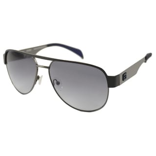 Guess Men's GU6761/Unisex Aviator Sunglasses