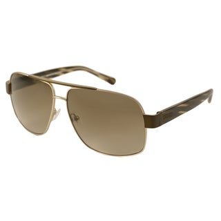 Guess Men's GU6741 Aviator Sunglasses