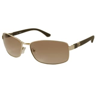 Guess Men's GU6734 Rectangular Sunglasses