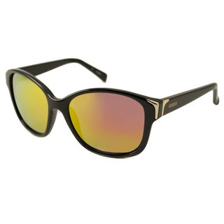 Guess Women's GU7324 Rectangular Sunglasses
