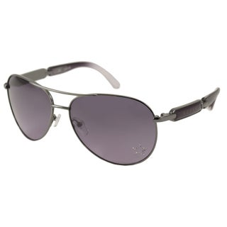 Guess Women's GU7295 Aviator Sunglasses
