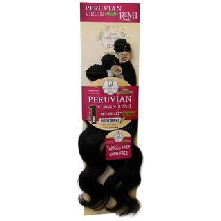 O-Remi Peruvian Virgin Remi 3-piece Hair Bundle