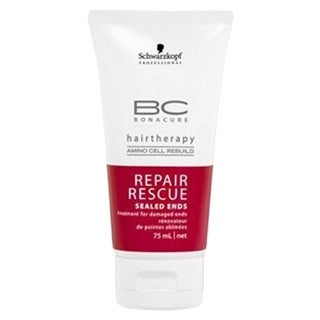 Schwarzkopf BC Bonacure Repair Rescue 2.6-ounce Sealed Ends Treatment