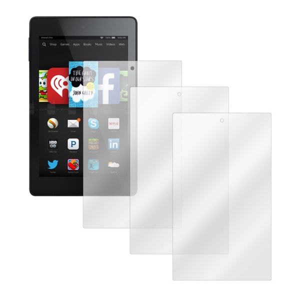 Screen Protectors for Kindle Fire HD 6 (Set of 3)