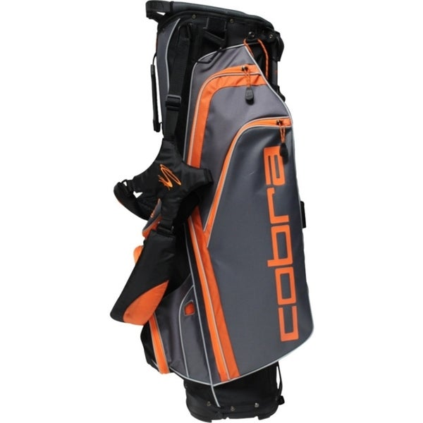 Cobra X Lite Carrying Case for Golf - Gray, Vibrant Orange