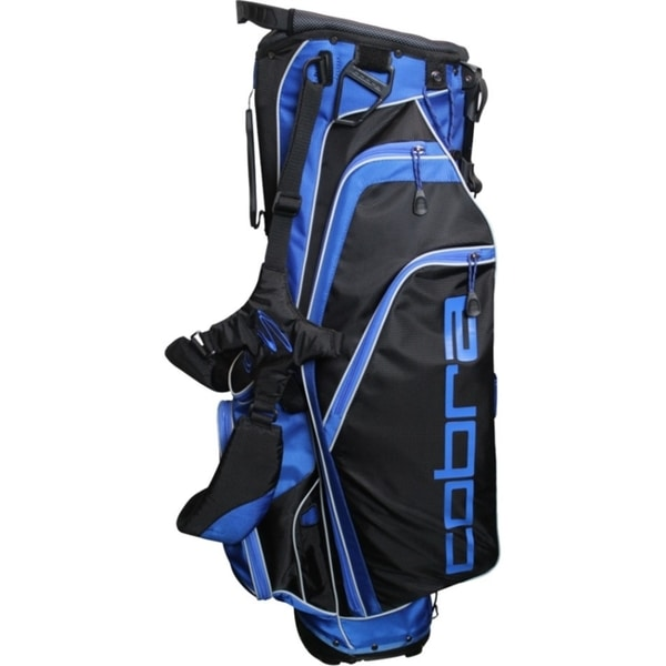 Cobra X Lite Carrying Case for Golf - Black, Strong Blue