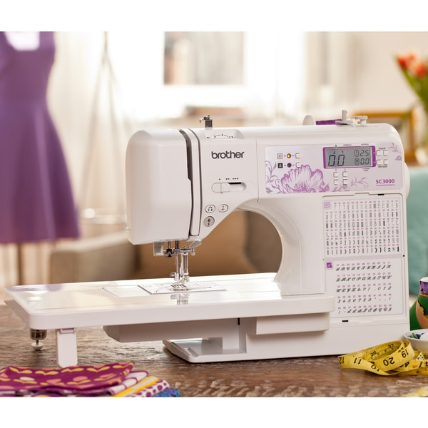 sc9500 computerized sewing quilting machine