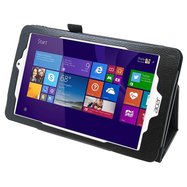 Acer Iconia Tab 8W W1-810 PU Leather Case