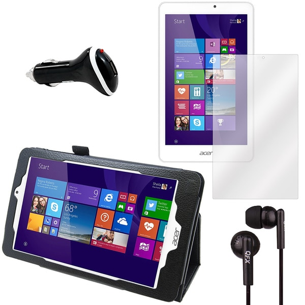 Acer Iconia Tab W1810 Accessory Bundle