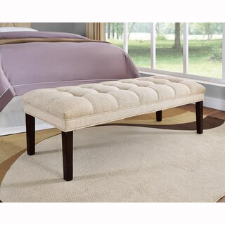 Banquette Bench Benches Overstock Shopping The Best Prices Online