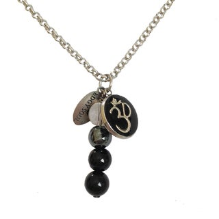 Protective Stones Pendant and Necklace Set