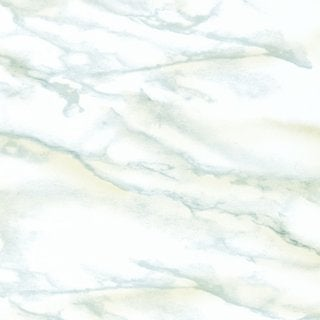 Con-Tact Brand White Marble Creative Covering Self-adhesive Shelf Liner (Pack of 6)