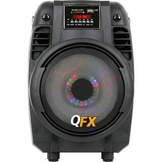 QFX PBX-710700BTL Speaker System - 300 W RMS - Portable - Battery Rec