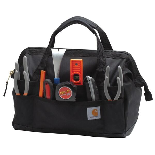 Carhartt Black Legacy 14-inch Tool Bag