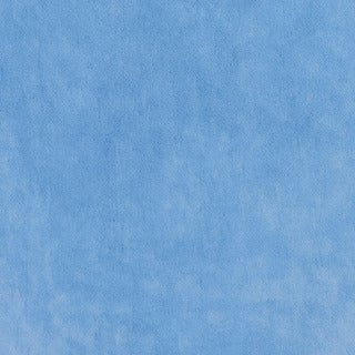 K0300F Sky Blue Solid Plush Stain Resistant Microfiber Velvet Upholstery Fabric by the Yard