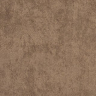K0300G Taupe Solid Plush Stain Resistant Microfiber Velvet Upholstery Fabric