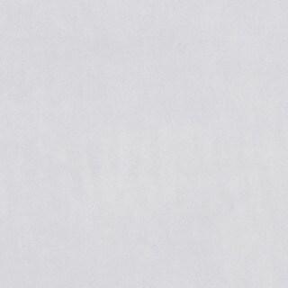 K0300K True White Solid Plush Stain Resistant Microfiber Velvet Upholstery Fabric