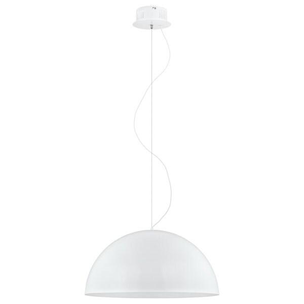 Eglo Gaetano LED White Acrylic Pendant