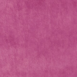 K0300R Raspberry Solid Plush Stain Resistant Microfiber Velvet Upholstery Fabric by the Yard