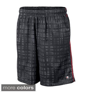 Champion Authentic Printed Men's Mesh Shorts