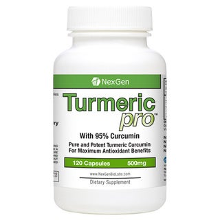 NexGen Biolabs TurmericPro With 95% Curcumin (120 Count)