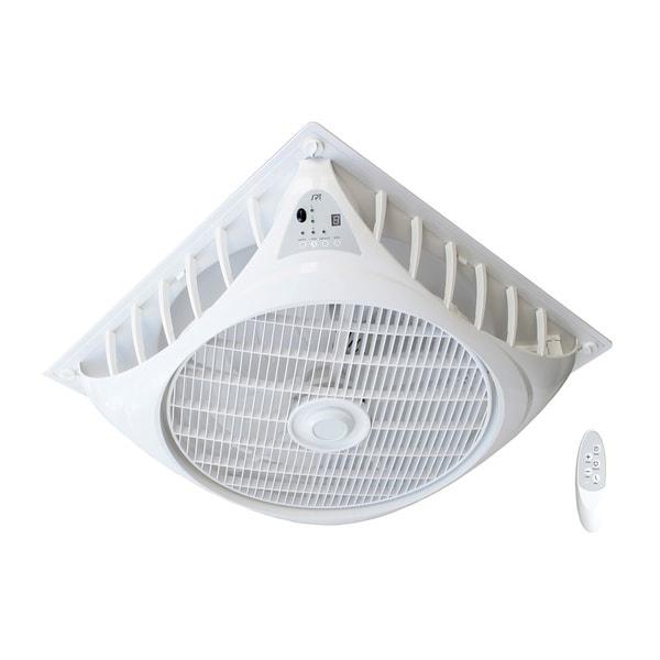 SPT 16-inch DC-Motor Drop Ceiling Fan 15204541