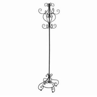 Metal 14-inch Coat Rack