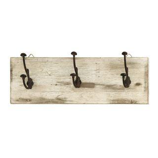 Wood/ Metal Impressive Wall Hooks