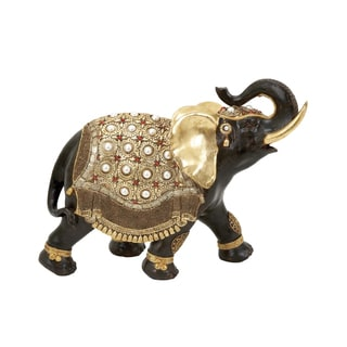 Polystone Elephant Distinctive