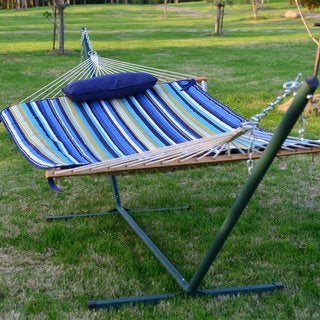Prime Garden 15-foot 4-piece Heritage Hammock Essential Package