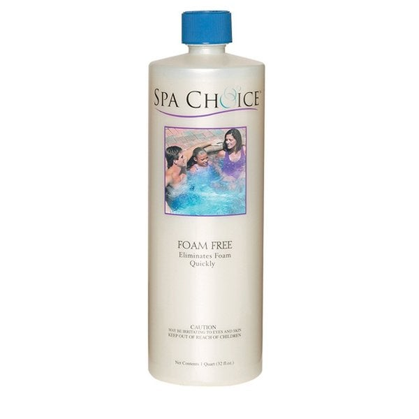 Spa Choice Spa Foam Free