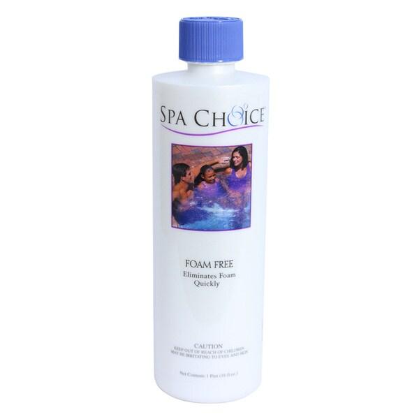 Spa Choice Spa Foam Free