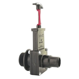 Three Piece Gate Valve Assembly with Gate Keeper