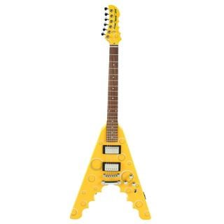Archer Flying Cheese Wedge Electric Guitar