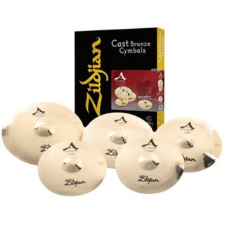 Zildjian A Custom Series Box Cymbal Set